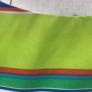 Tops - Vince Camuto Colorful stripe Blouse- Size M